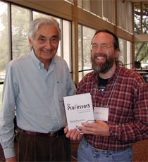Howard Zinn and Marc Becker